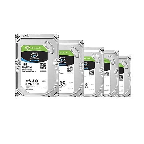 Seagate Internal Hard Disk 1TB x5 Sesktop CCTV Storage