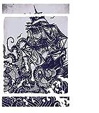 Chaoran 1 Fleece Blanket on Amazon Super Silky Soft All Season Super Plush Decorations Collectionailorhip Octopus Print Bed Living Kids Girls Boys Dorm Accessories Wall Hanging Navy Gray_