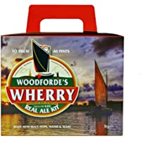 Woodfordes Wherry Bitter (3 Kg) (40pt) Kit cerveza