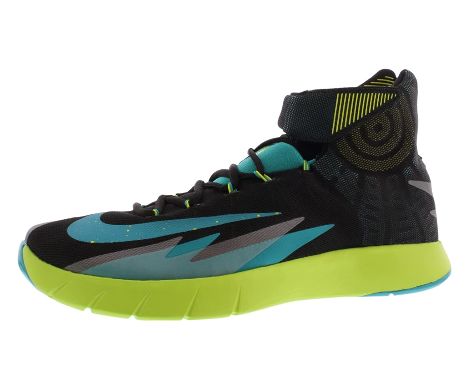 best cheap 53933 37fc6 ... Amazon.com NIKE Mens Zoom Hyperrev Basketball Nike Zoom HyperRev  Basketball Shoes 630913 009 Wolf Grey Team Orange Atomic Mango ...