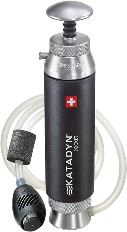 KATADYN Pocket - Filtro de Agua: Amazon.es: Deportes y aire libre