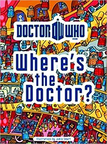 Doctor Who: Wheres the Doctor? by Jamie Smart 2012-07-31: Amazon.es ...