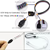 16.4 FT 5050 4Pin RGB LED Strip Extension Cable