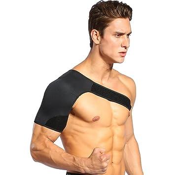 Doact Soporte para hombros - Ligero de Peso por Apoyo de Hombro para Alivio de Dolor,para Mujer y Hombre: Amazon.es: Salud y cuidado personal