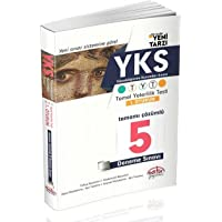Editör YKS TYT Çözümlü 5 Deneme Sınavı 1. Oturum