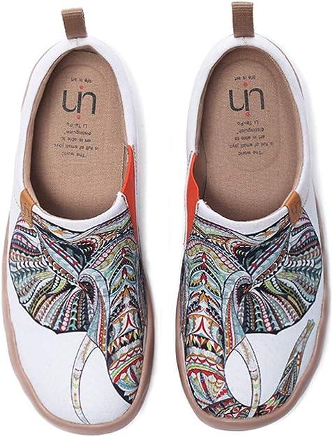 zapatos embarazada diseño mandala