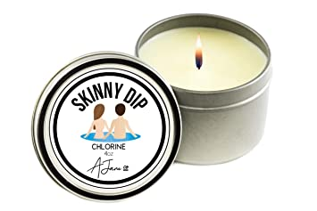 Amazoncom Novelty Collection All Natural Scented Candle Non