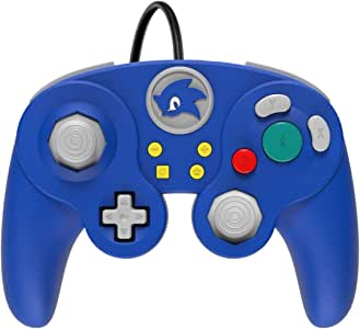 Wired Fight Pad Pro (NS - Sonic) - Nintendo Switch