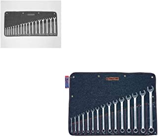 product image for Wright Tool 758 18 Pc. Combination Wrench 7mm-24mm, 12 Pt w/ 715 15 Pc. Set