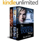 The Immortal Touch Trilogy Complete Collection: Winter's Touch, Fire and Ash, Red Tide Rising (English Edition)