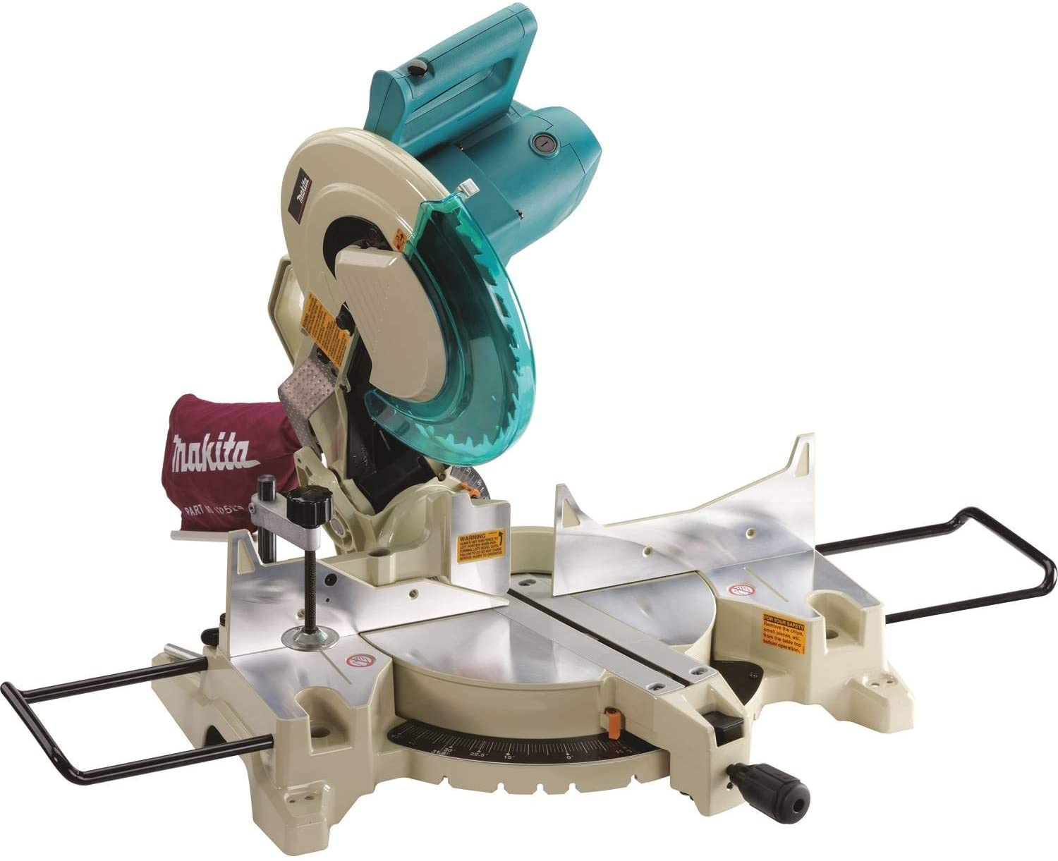2. Makita LS1221 12-Inch Compound Miter Saw Kit