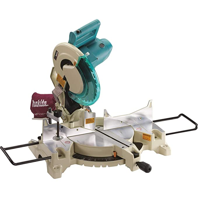 Makita LS1221 12-inch Compound Miter saw – Our Top Pick For A Non-Sliding Miter Saw