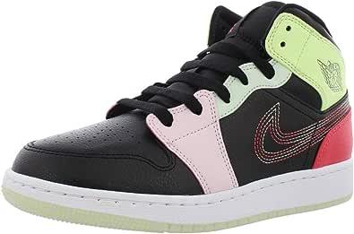 Amazon.com | Nike Air Jordan 1 Mid SE GS Trainers AV5174 Sneakers ...