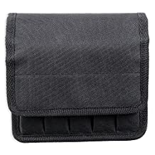 Bulldog Cases Deluxe 5-10 Molle Pistol Mag Pouch (Black)
