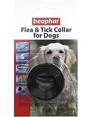 Beaphar Uk Ltd Beaphar Dog Plastic Flea & Tick Collar Mixed Colours 60Cm