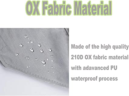 420D Oxford cloth 65x41x28cm Protective Generator Cover Acce Rainproof