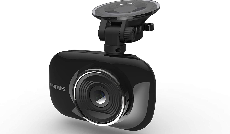 Philips automotive lighting 56750XM Go Sure Full Hd Caméra Embarquée Dashcam Adr820, Noir