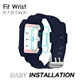 C2D JOY for Fitbit Ionic Case Replacement Bands