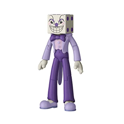 Funko Cuphead - King Dice Collectible Figure, Multicolor: Toys & Games