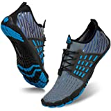 Water Shoes for Men and Women Barefoot Quick-Dry Aqua Sock Outdoor Athletic Sport Shoes for Kayaking, Boating, Hiking, Surfin
