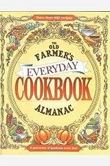 The Old Farmer's Almanac Everyday Cookbook Hardcover