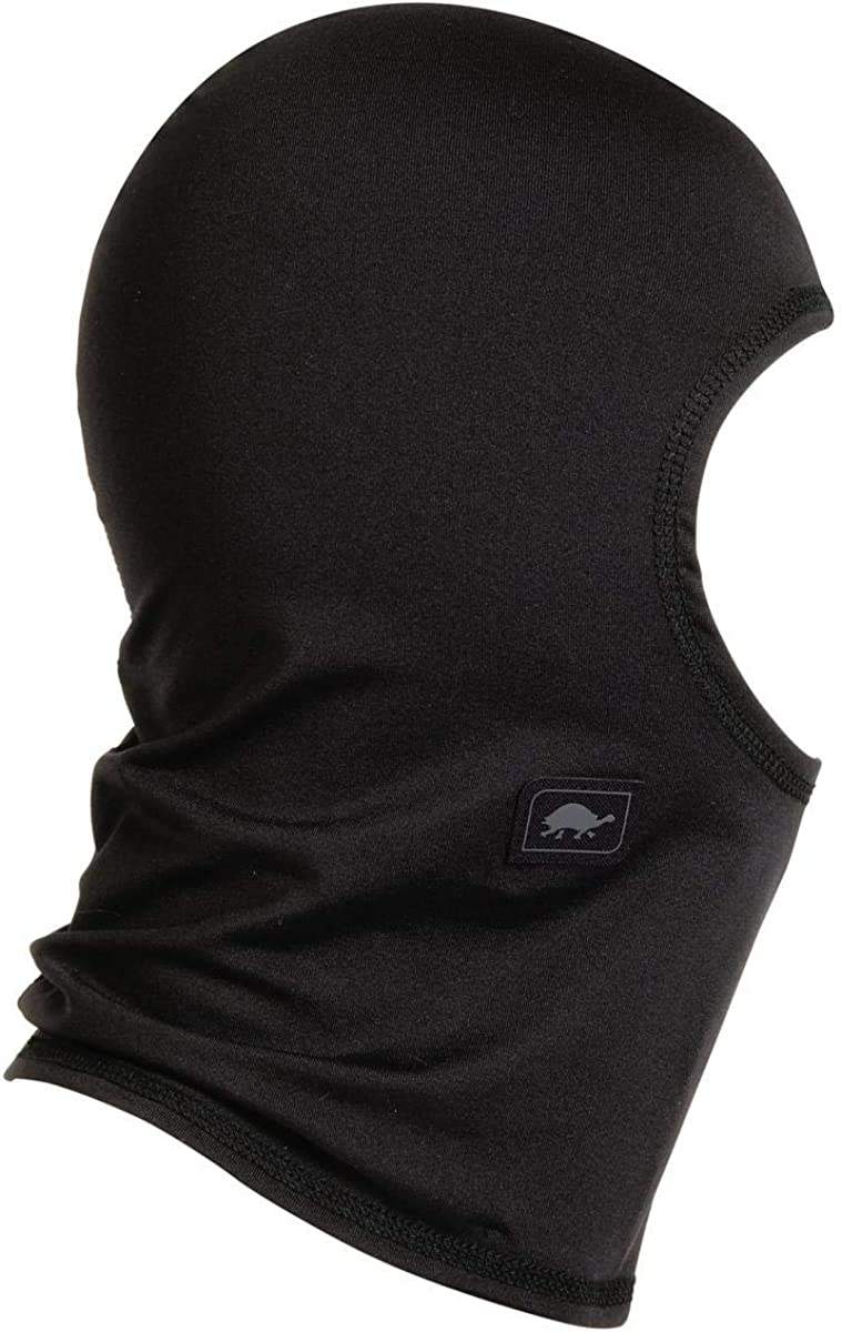 Turtle Fur Comfort Shell UV Frostklava Lightweight Balaclava Performance Liner, Black