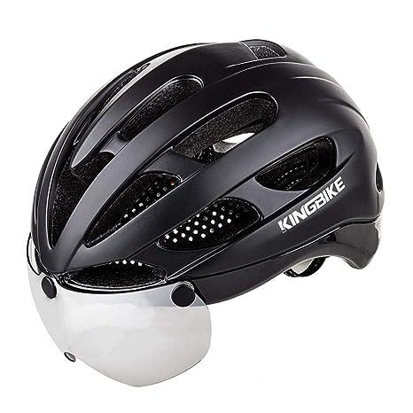XYL Casco para Bicicleta Gafas de Sol magnéticas Proceso de ...