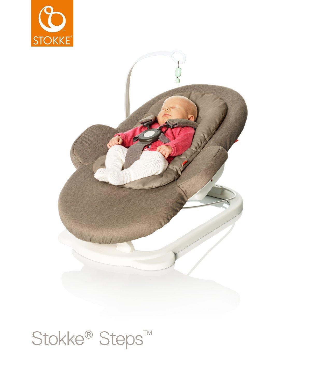 Amazon.com: Stokke Pasos – Silla mecedora, color naranja: Baby