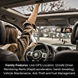 MasTrack MT-OBD Live GPS Vehicle Tracker with