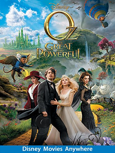 [Oz The Great and Powerful] (The Wizard Of Oz Video)