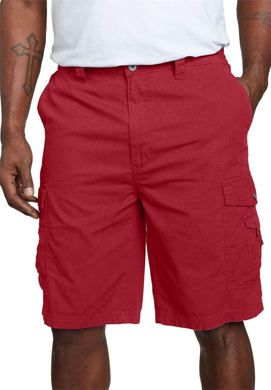 Kingsize Men's Big & Tall Canyon Cargo Shorts