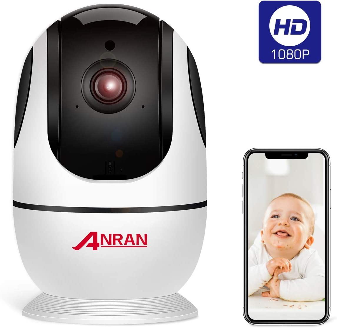 Wireless Security Camera 1080p