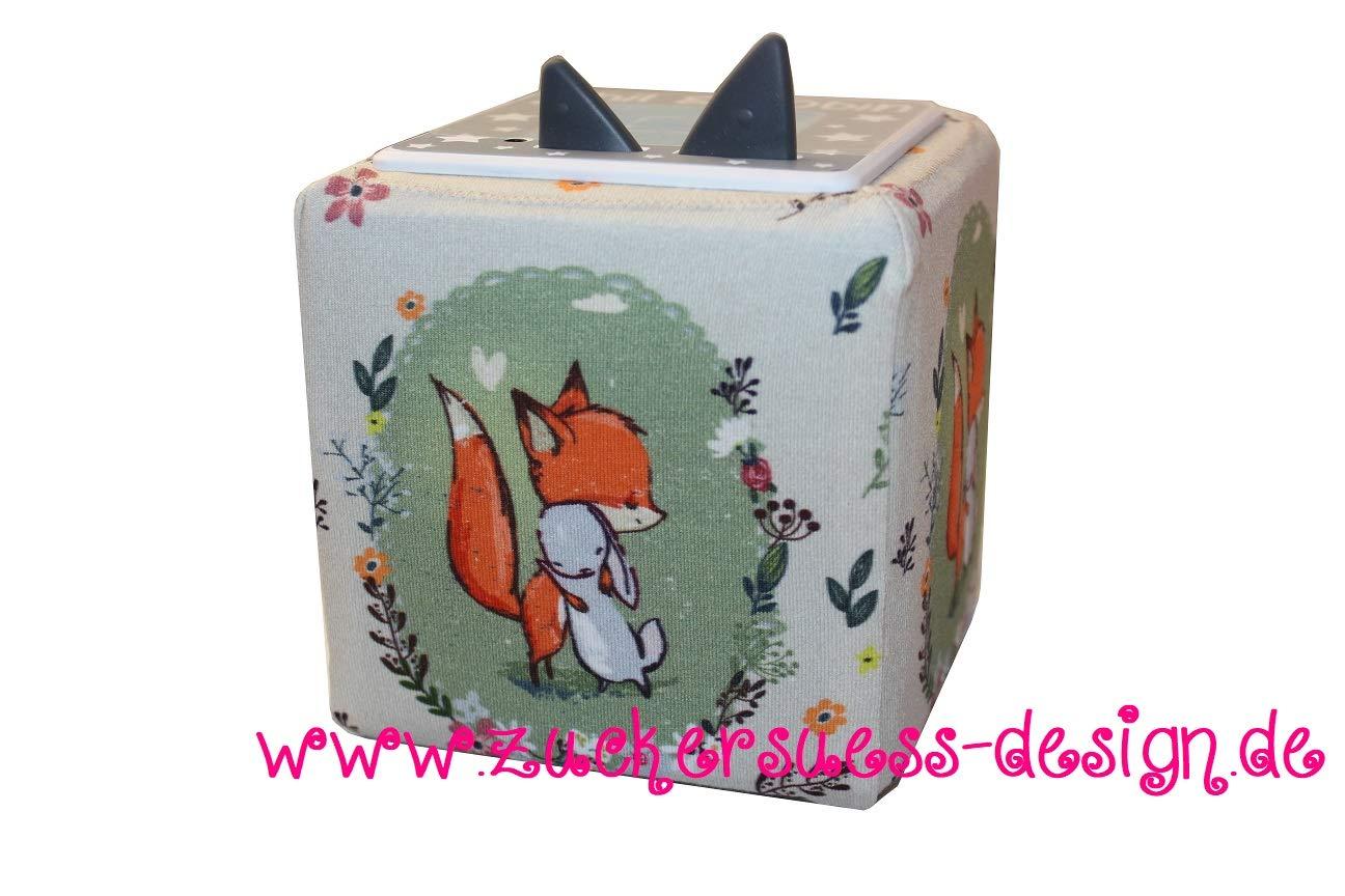 Toniebox Bezug Fuchs und Hase