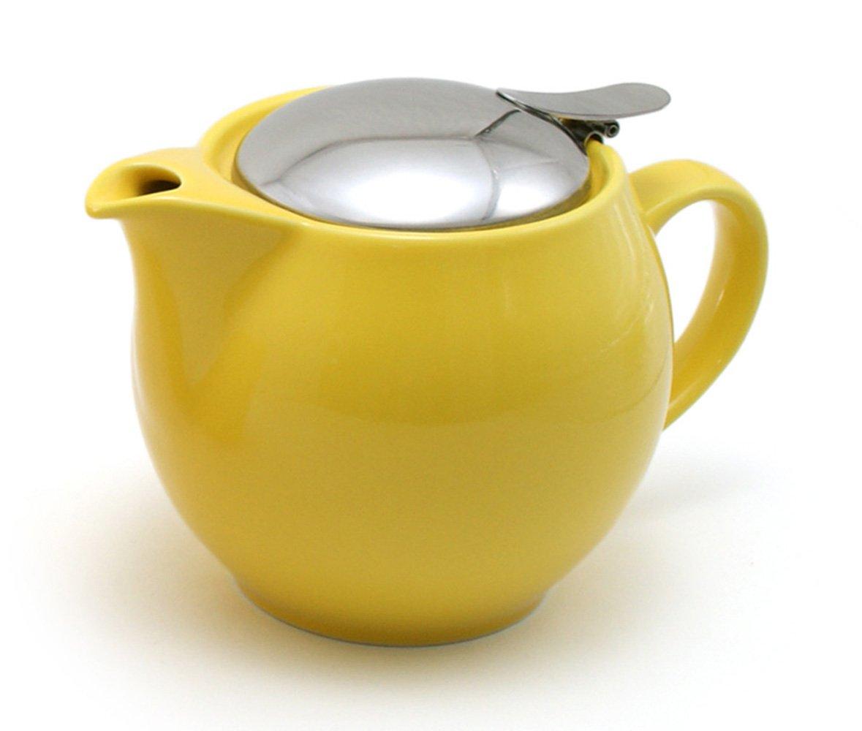 ZEROJAPAN Universal teapot 450cc yellow pepper BBN-02 YP (japan import)