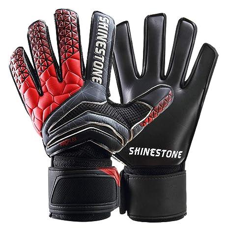 Amazon Com Shinestone Goalkeeper Goalie Gloves Youth Adult Kids