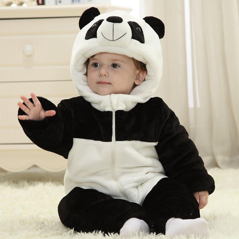 Amazon FashionFits Baby Uni Winter Flannel e Piece Party