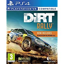 PS4 DIRT RALLY VR (PSVR COMPATIBLE) (EU)