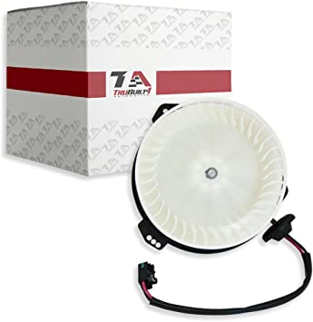T1A-68003996AA HVAC Blower Motor and Fan Assembly for 08-12 Jeep Liberty and 07-11 Dodge Nitro by TruBuilt 1 Automotive