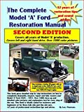 The Complete Model 'A' Ford Restoration Manual
