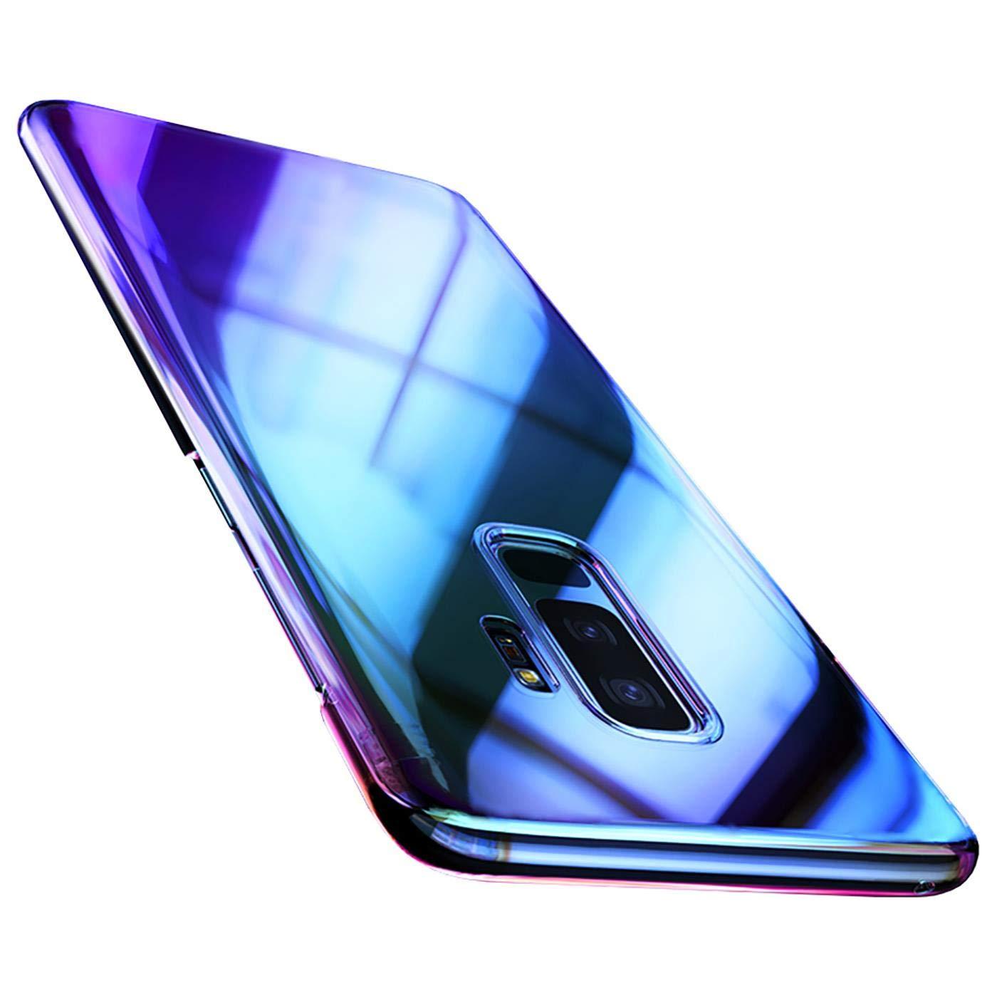 Verco Funda para Xiaomi Mi MAX 3 Carcasa Ultra Delgado Juego de Colores Protecci/ón Funda