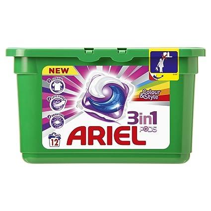 Ariel Liquid Laundry Pods - 324g (12 Count)