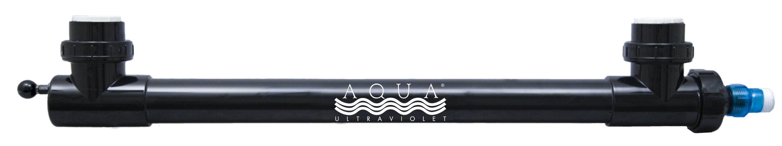 Aqua Ultraviolet AAV00063 UV Sterilizer Wiper for Aquarium, 40-watt, Black