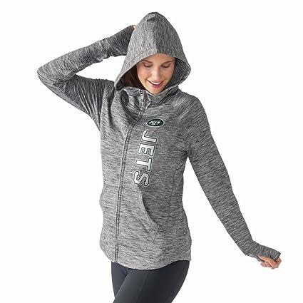 Women s G-III 4Her by Carl Banks NFL Recovery Full Zip Up Hoodie (Medium 057f9c1b3