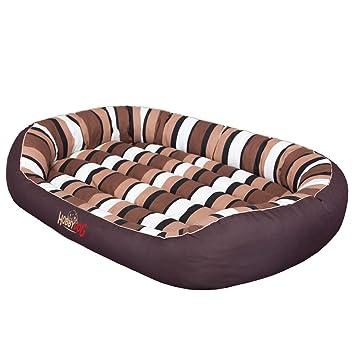 Hobbydog Ovalado owabrp6 Cama para Perros Ruhe Espacio Perros Colchón Perro Cojín hundematte Dormir Espacio (3 Tamaños Diferentes): Amazon.es: Productos ...