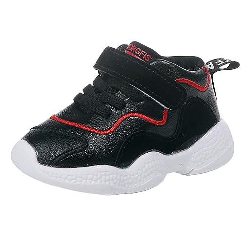 Zapatos de bebé, ASHOP Botas de Nieve Calzado recién Nacido cálido Zapatos Bebe niña sin Suela Zapatillas Rojas: Amazon.es: Zapatos y complementos