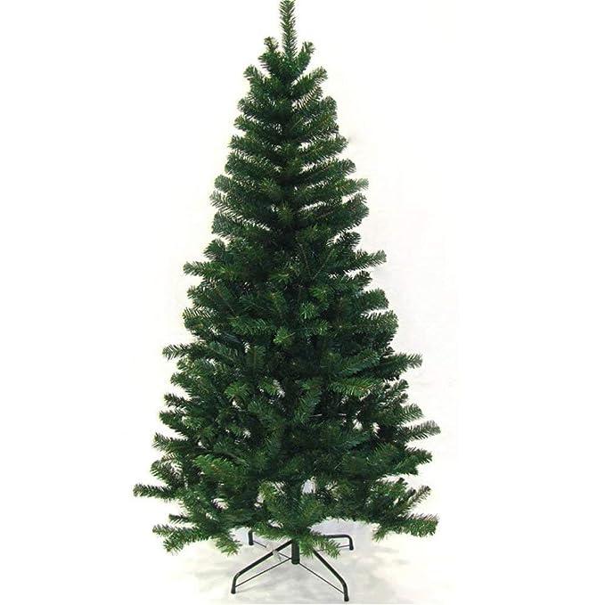Árbol de Navidad natural verde Artificial modelo PVC (180cm 650 ...