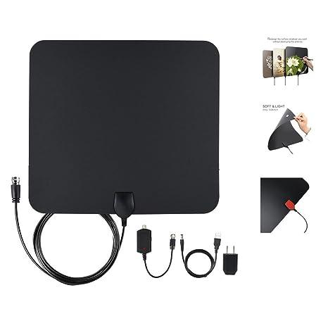Review TV Antenna- Indoor Digital