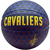Spalding NBA Cleveland Cavaliers Team Colors And Logo Mini Basketball offers