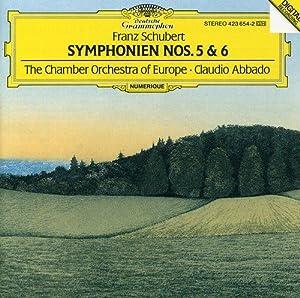 Franz schubert claudio abbado chamber orchestra of for Chamber orchestra of europe