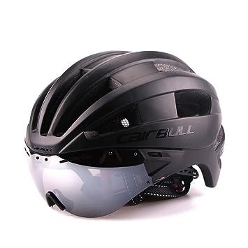 Casque de vélo Cairbull2017super léger 280g, casque de course cycliste avec lunettes de soleil, 2